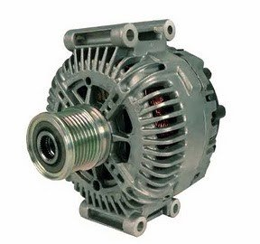 Sprinter Alternator Replacement